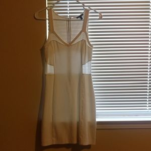 White dress express